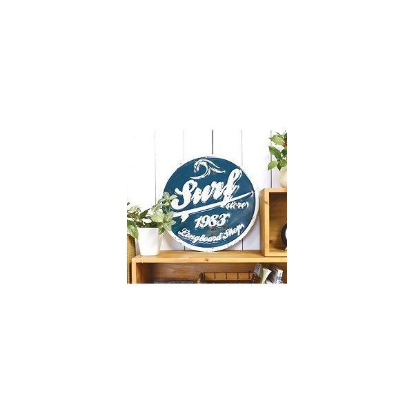 RoomClip商品情報 - デザインボード メタルM サーフ プレート  ブリキ  サインボード 西海岸 おしゃれ ビーチ ハワイアン リゾート インテリア 雑貨 プレゼント