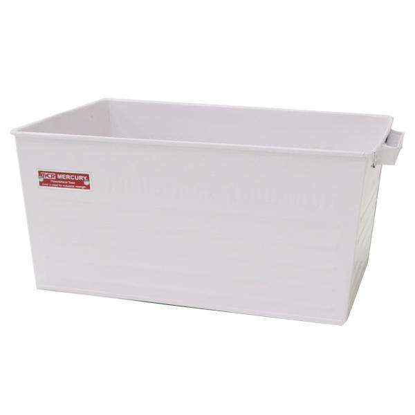 収納ボックス 収納 マーキュリー スチールコンテナボックス Lサイズ ガレージ整理 工具収納 アメリカン雑貨|feijoa|06
