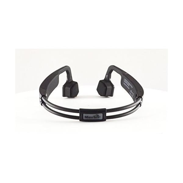 Merlin 防水 骨伝導 ヘッドフォン Conduction Headphones Audiova