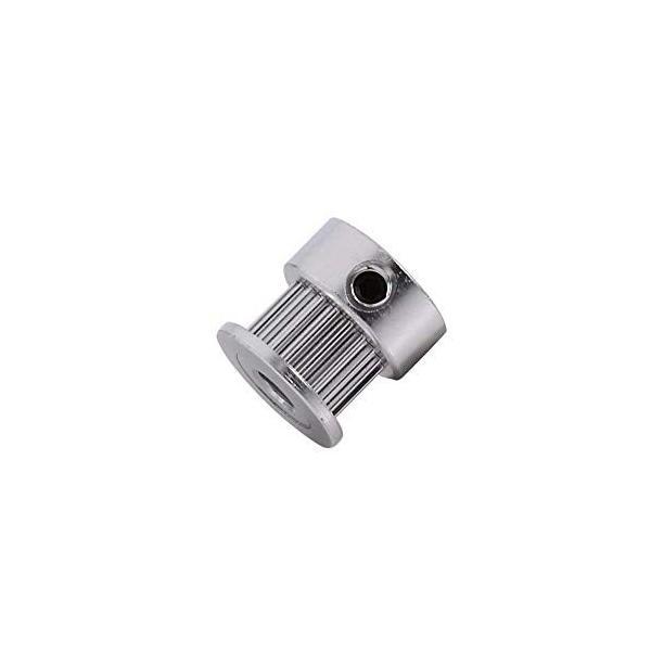 Comgrow 2PCS 5mm 20歯 GT2タイミングプーリーホイール Creality 3Dプリンター 2GT-20歯 同期ホイールアルミタイミングプ felicevoice-store 05