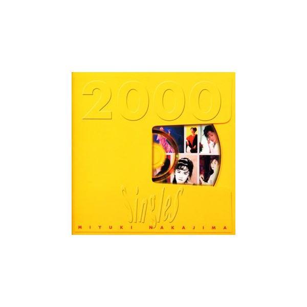 Singles2000/中島みゆき(CD)