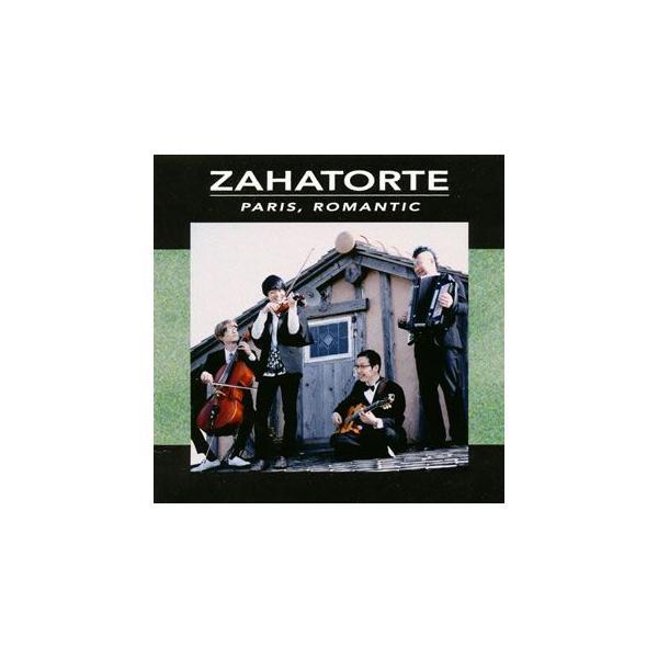 パリ市ロマンチッ区 / ザッハトルテ (CD)