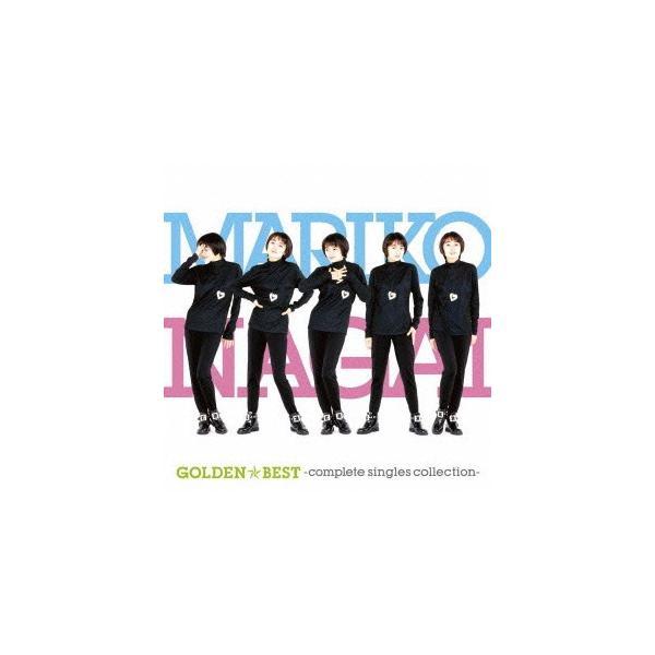 GOLDEN BEST永井真理子〜CompleteSingleCollec../永井真理子(CD)