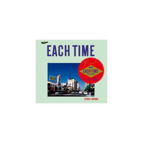 EACHTIME30thAnniversaryEdition/大滝詠一(CD)