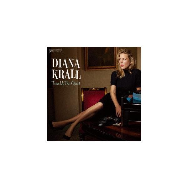 ターン・アップ・ザ・クワイエット(通常盤) / ダイアナ・クラール (CD)
