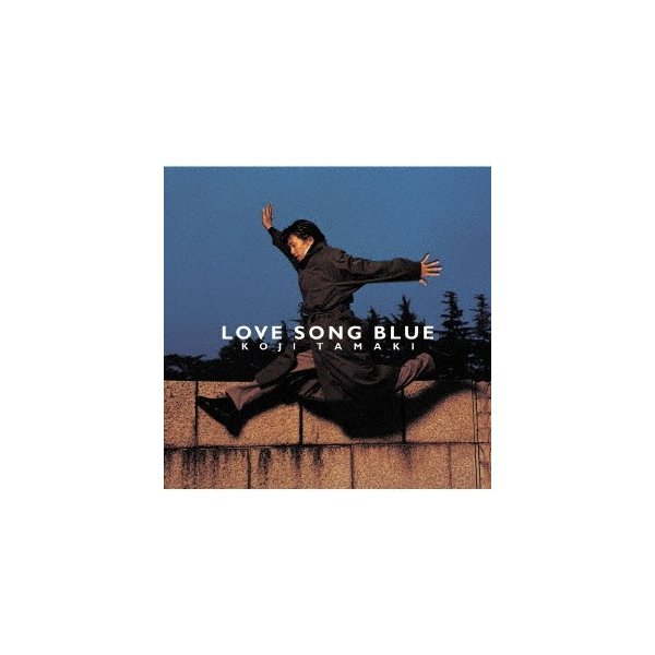 LOVESONGBLUE(紙ジャケット仕様)/玉置浩二(CD)
