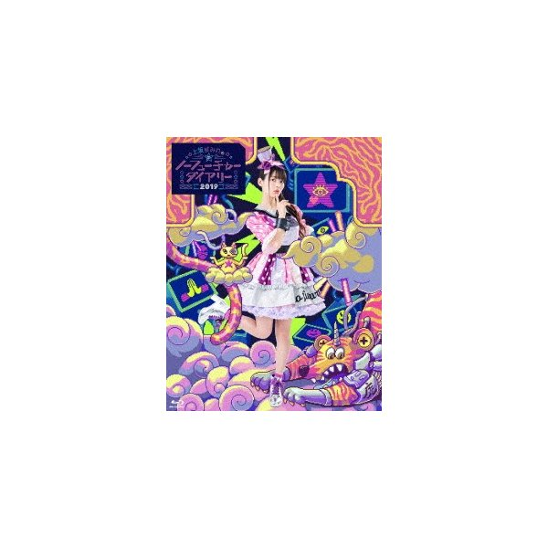 上坂すみれのノーフューチャーダイアリー2019 LIVE(Blu-ray Dis.. / 上坂すみれ (Blu-ray)