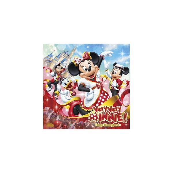 東京ディズニーランド ベリー・ベリー・ミニー! / 東京ディズニーランド (CD)