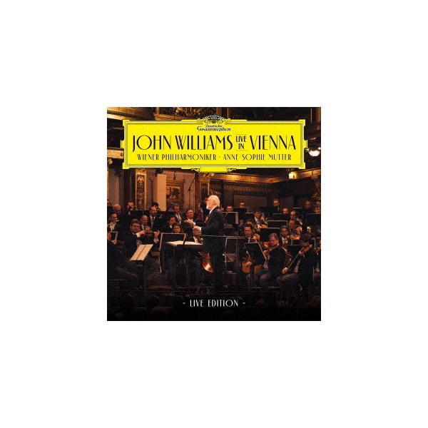 ジョン・ウィリアムズ ライヴ・イン・ウィーン 完全収録盤 / ジョン・ウィリアムズ (CD)