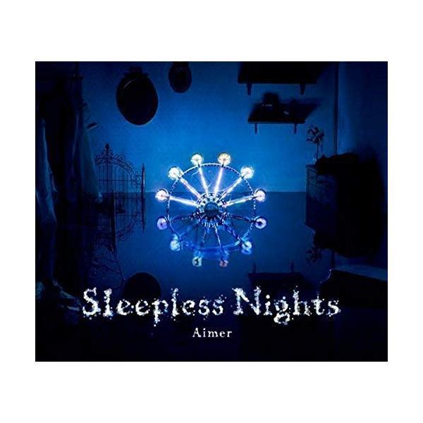 CD/Aimer/Sleepless Nights (通常盤)