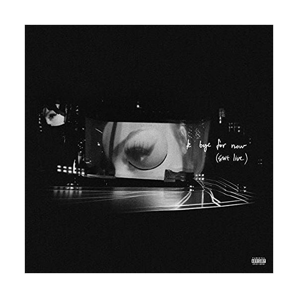 CD/アリアナ・グランデ/k bye for now(スウィートナー・ライヴ) (解説歌詞対訳付)