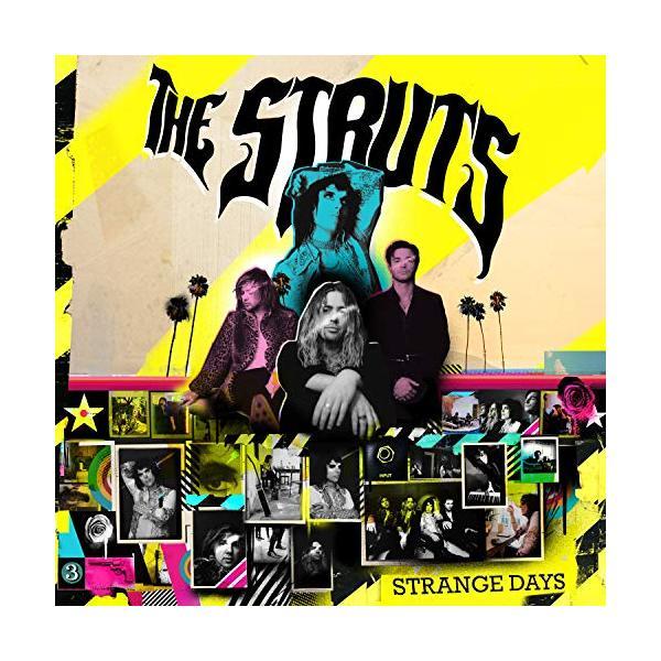 CD/ザ・ストラッツ/ストレンジ・デイズ (解説歌詞対訳付)
