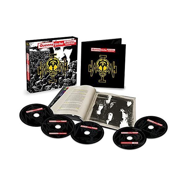 CD/クイーンズライチ/オペレーション:マインドクライム(スーパー・デラックス・エディション) (4SHM-CD+DVD) (完全生産限定盤/輸入国内盤仕様)