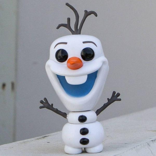 アナと雪の女王 Frozen フィギュア pop frozen - olaf blue|fermart-hobby