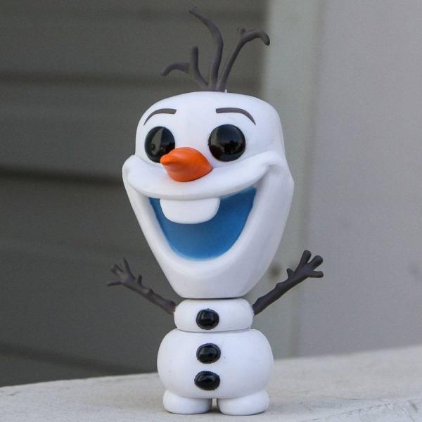 アナと雪の女王 Frozen フィギュア pop frozen - olaf blue|fermart-hobby|02
