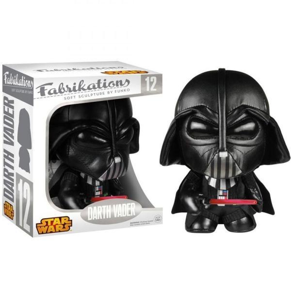 スターウォーズ Star Wars フィギュア fabrikations star wars plush figure - darth vader black|fermart-hobby