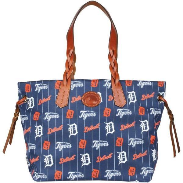 ドゥーニー&バーク Dooney & Bourke レディース トートバッグ バッグ Detroit Tigers Tote Bag - Navy