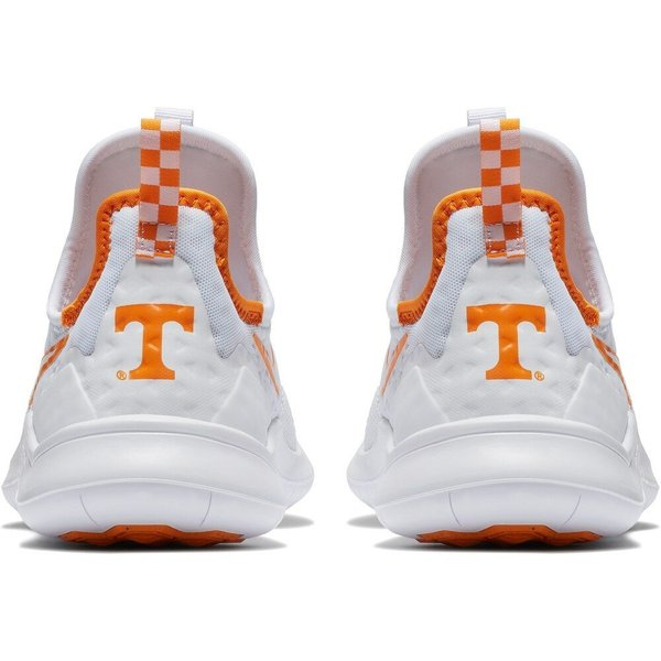 ナイキ Nike レディース シューズ・靴 Tennessee Volunteers Free TR 8 Shoes - White/Tennessee Orange