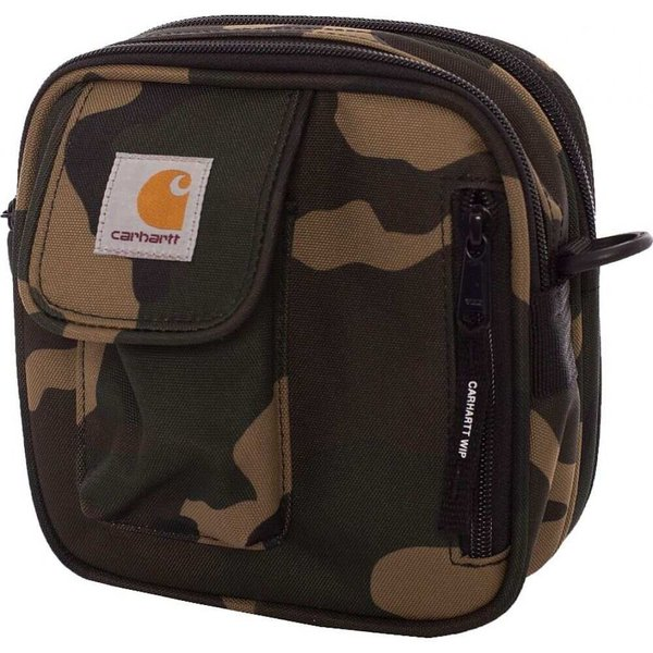 カーハート Carhartt WIP ユニセックス バッグ Essentials Duck Camo Laurel Bag camouflage|fermart-hobby