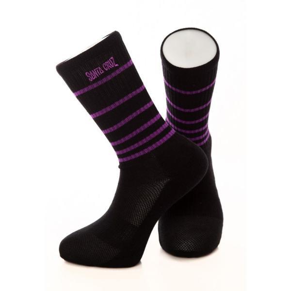 サンタクルーズ Santa Cruz ユニセックス ソックス インナー・下着 Ripple Pack Of 2 Assorted Socks multicolored|fermart-hobby|02