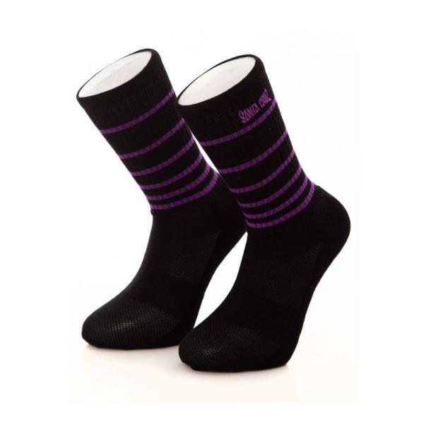サンタクルーズ Santa Cruz ユニセックス ソックス インナー・下着 Ripple Pack Of 2 Assorted Socks multicolored|fermart-hobby|03