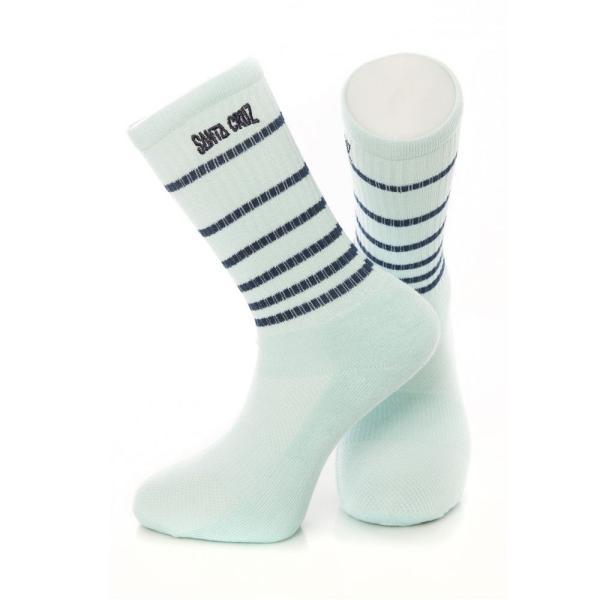 サンタクルーズ Santa Cruz ユニセックス ソックス インナー・下着 Ripple Pack Of 2 Assorted Socks multicolored|fermart-hobby|05