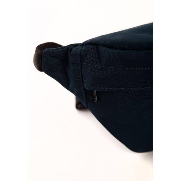 カーハート Carhartt WIP ユニセックス ボディバッグ・ウエストポーチ バッグ - Payton Duck Blue/White - Hip Bag blue|fermart-hobby|05