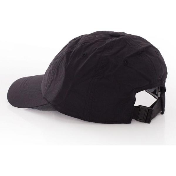 ザ ノースフェイス The North Face ユニセックス キャップ 帽子 Horizon Black Cap black|fermart-hobby|03