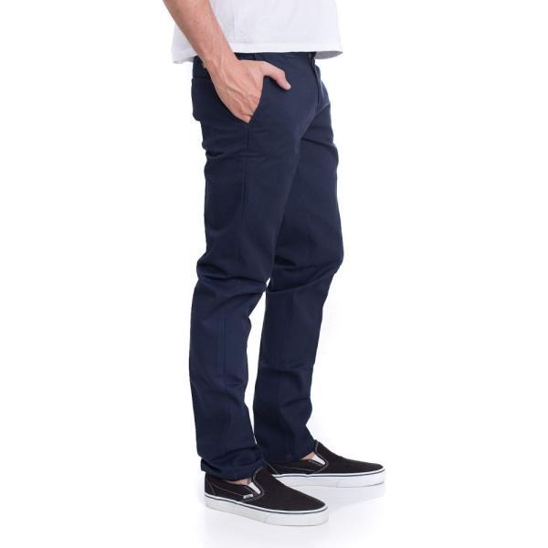 ディッキーズ Dickies メンズ ボトムス・パンツ Slim Fit Work 872 Dark Navy Pants blue|fermart-hobby|02