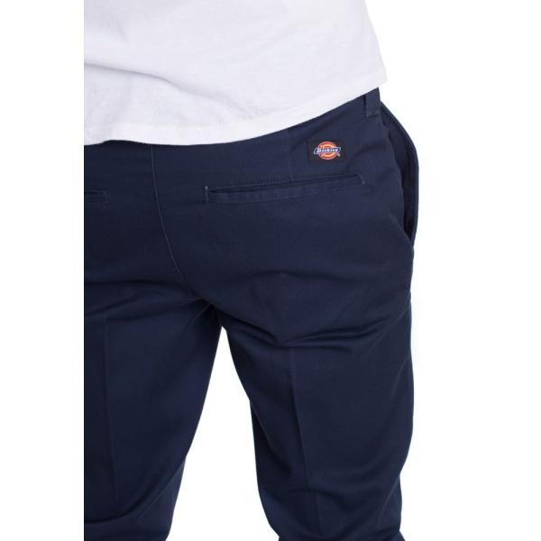 ディッキーズ Dickies メンズ ボトムス・パンツ Slim Fit Work 872 Dark Navy Pants blue|fermart-hobby|05