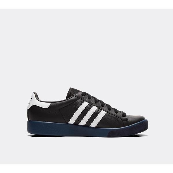 アディダス adidas Originals メンズ スニーカー シューズ・靴 Forest Hills Trainer Core Black / Footwear White / Marine|fermart-hobby|03