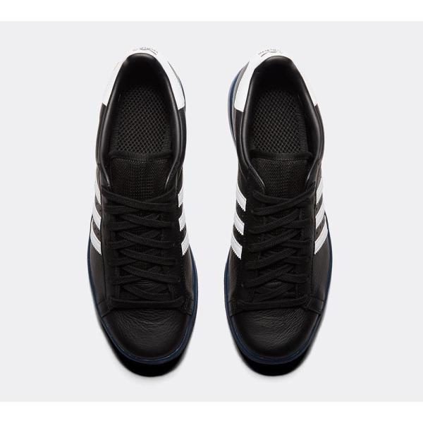 アディダス adidas Originals メンズ スニーカー シューズ・靴 Forest Hills Trainer Core Black / Footwear White / Marine|fermart-hobby|04