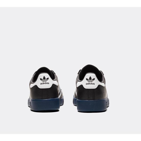 アディダス adidas Originals メンズ スニーカー シューズ・靴 Forest Hills Trainer Core Black / Footwear White / Marine|fermart-hobby|05
