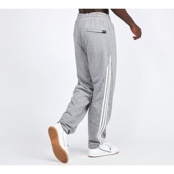 アディダス adidas Originals メンズ スウェット・ジャージ ボトムス・パンツ Insley Jog Pant Grey Heather / White|fermart-hobby|03
