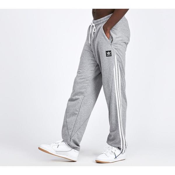 アディダス adidas Originals メンズ スウェット・ジャージ ボトムス・パンツ Insley Jog Pant Grey Heather / White|fermart-hobby|04