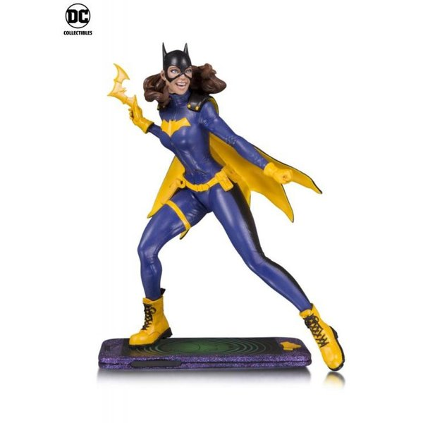DC COMICS 彫像・スタチュー DC Core Batgirl Statue fermart-hobby 02