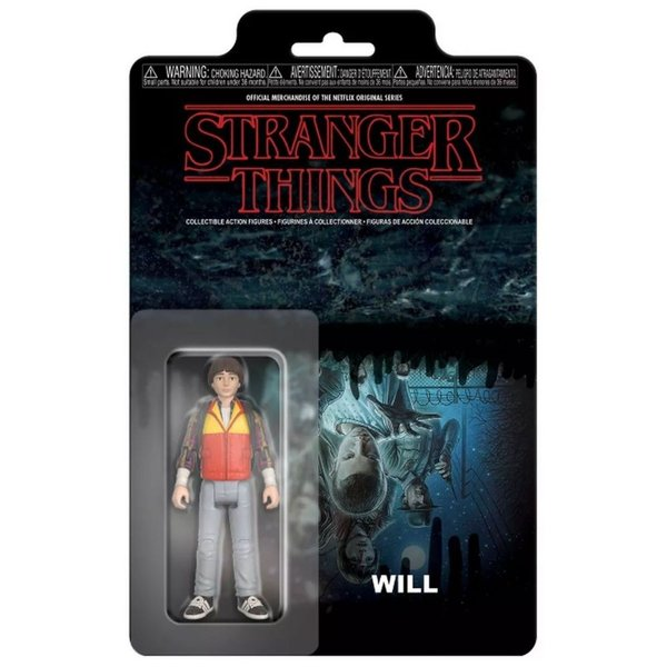 ストレンジャーシングス Stranger Things フィギュア Will Action Figure|fermart-hobby|01