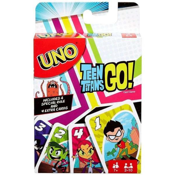 ティーン タイタンズGO! Teen Titans Go! トレーディングカード UNO Card Game|fermart-hobby