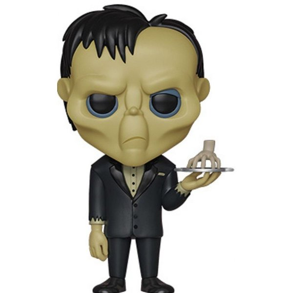 ファンコ Funko フィギュア ビニールフィギュア The Addams Family 2019 POP! Movies Lurch with Thing Vinyl Figure|fermart-hobby
