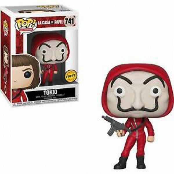 ファンコ Funko フィギュア ビニールフィギュア Money Heist (La Casa De Papel) POP! TV Tokio Vinyl figure|fermart-hobby