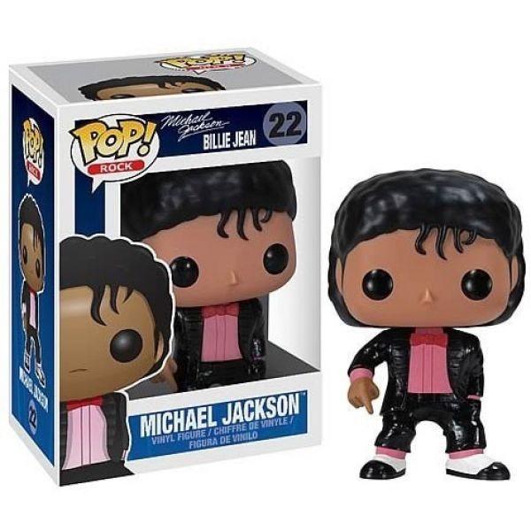 マイケル ジャクソン Michael Jackson フィギュア POP! Rocks Vinyl Figure #22 [Billie Jean, Damaged Package] fermart-hobby