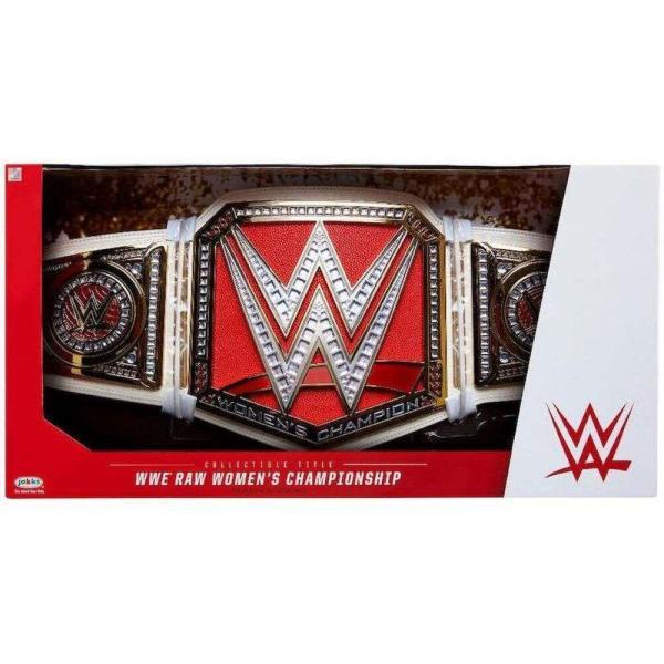 WWE WWE Wrestling おもちゃ・ホビー Collectible Title WWE Raw Women's Championship Belt|fermart-hobby