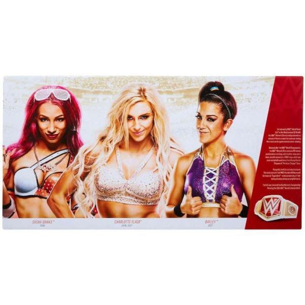 WWE WWE Wrestling おもちゃ・ホビー Collectible Title WWE Raw Women's Championship Belt|fermart-hobby|05