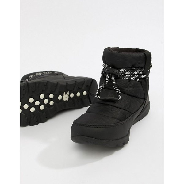 ソレル Sorel レディース ブーツ シューズ・靴 Whitney Short Waterproof Nylon Boots With Microfleece Lining Black|fermart-shoes