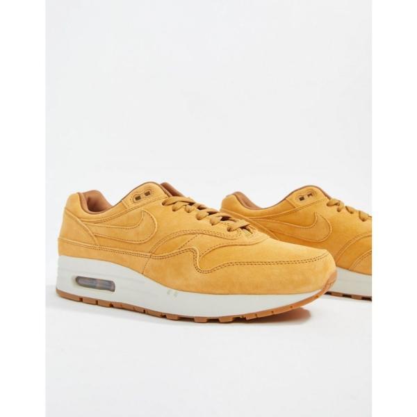 ナイキ Nike メンズ スニーカー シューズ・靴 Air Max 1 Premium Trainers In Tan 875844-701 Tan|fermart-shoes