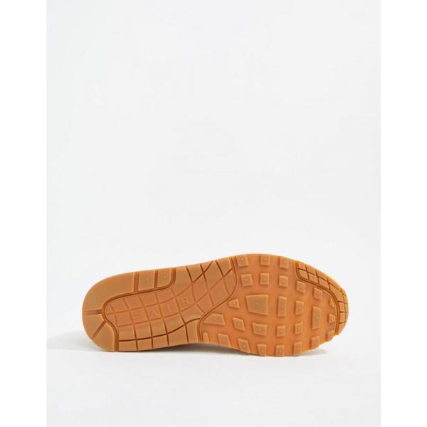 ナイキ Nike メンズ スニーカー シューズ・靴 Air Max 1 Premium Trainers In Tan 875844-701 Tan|fermart-shoes|04