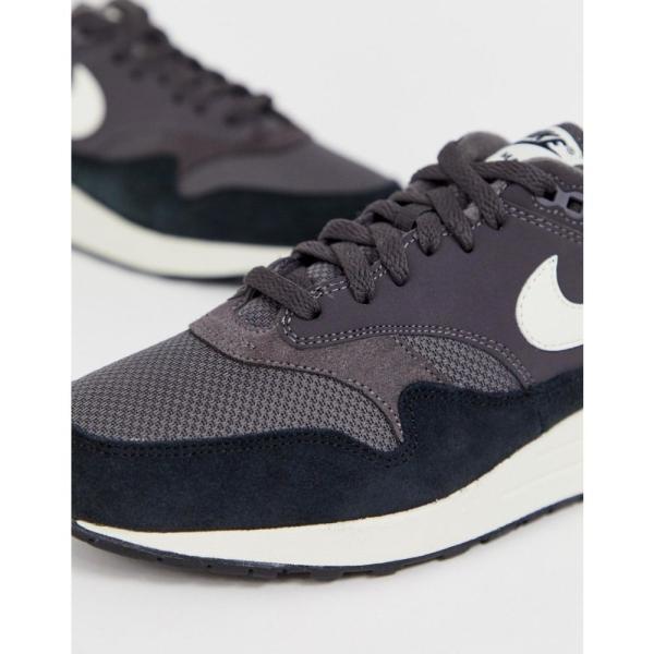 ナイキ Nike メンズ スニーカー シューズ・靴 Air Max 1 Trainers In Navy Navy|fermart-shoes|03