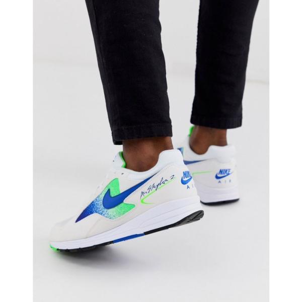 ナイキ Nike メンズ スニーカー シューズ・靴 Air Skylon II trainers in blue Blue|fermart-shoes