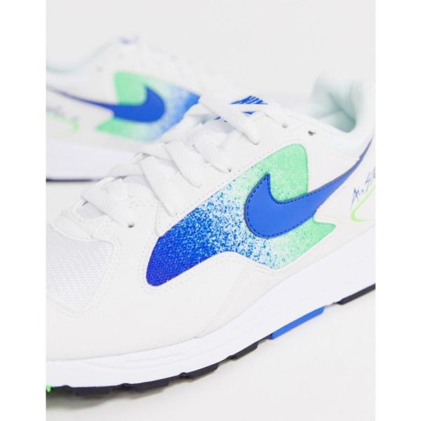 ナイキ Nike メンズ スニーカー シューズ・靴 Air Skylon II trainers in blue Blue|fermart-shoes|03