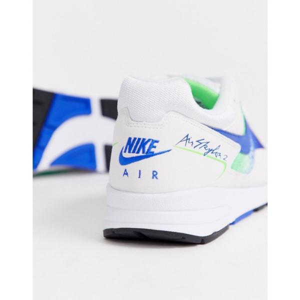 ナイキ Nike メンズ スニーカー シューズ・靴 Air Skylon II trainers in blue Blue|fermart-shoes|04